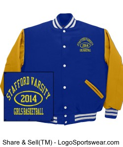 Classic Leather and Wool Varsity Letterman Jackets Design Zoom